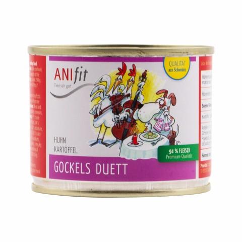 Gockel's Duett 200g (6 Stück)