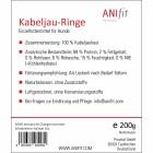 Cod-skin rings (Kabeljau Ringe) 200g (1 Piece)